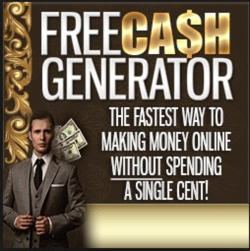 Pay for Free Cash Generator MRR E-Book App + Website + Bonus