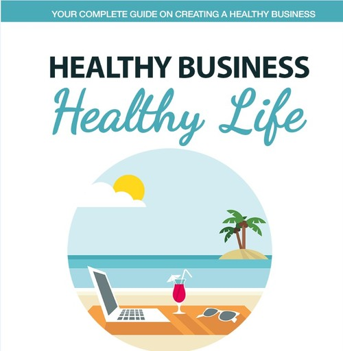 Pay for Healthy Business Healthy Life MRR E-Book + Website + Bonus