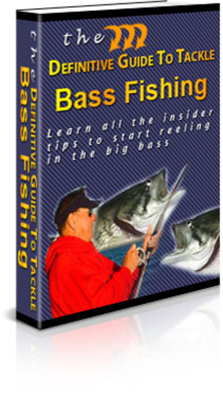 Tackle bass fishing mrr e book website bonus for Bass pro shop fishing license