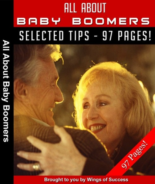 Pay for All About Baby Boomers MRR E-Book + Bonus