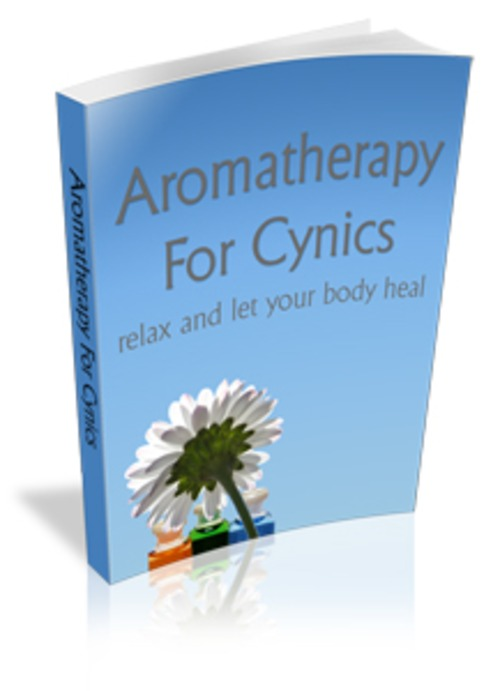 Pay for Aromatherapy For Cynics MRR E-Book + Website + Bonus