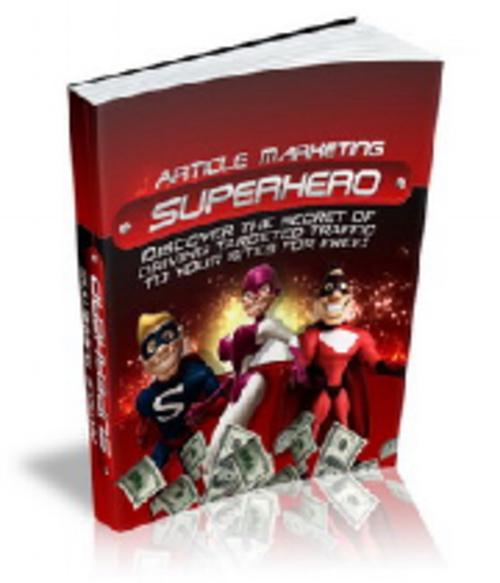 Pay for Article Marketing Superhero MRR E-Book + Website + Bonus
