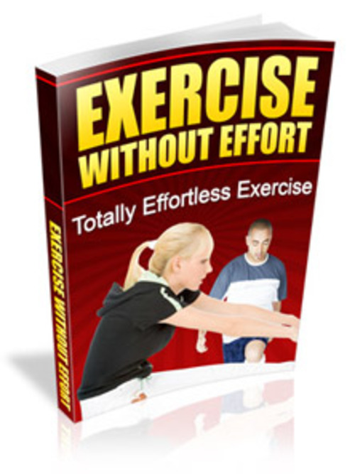 Pay for Exercise Without Effort MRR E-Book + Website + Bonus