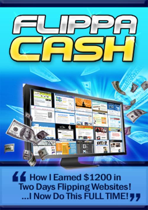 Pay for Flippa Cash PLR E-Book + Website + Video + Bonus