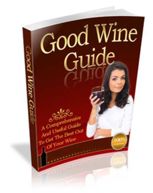 Pay for Good Wine Guide MRR E-Book + Website + Bonus