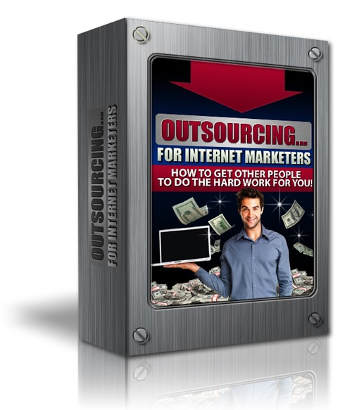 Pay for Outsourcing for Internet Marketers MRR E-Book + Website