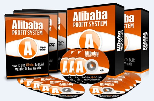 Pay for Alibaba Profit System RR Video, Audio, Website + More