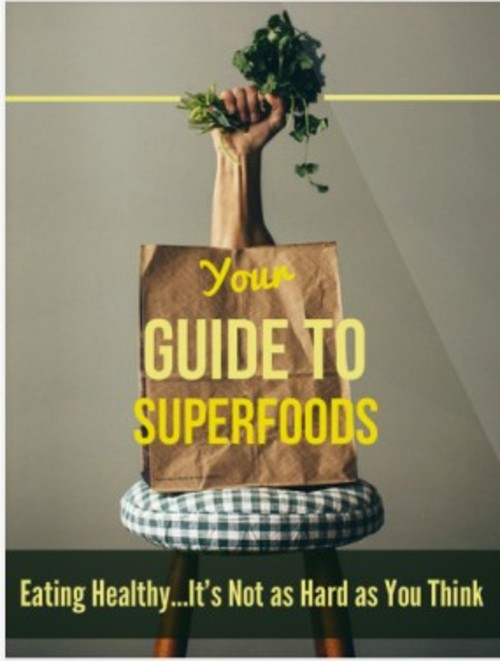 Pay for Superfoods 2 PLR Biz-in-a-box + Bonus