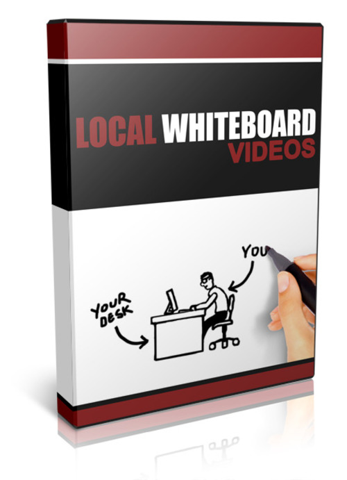 Pay for Local White Board Video
