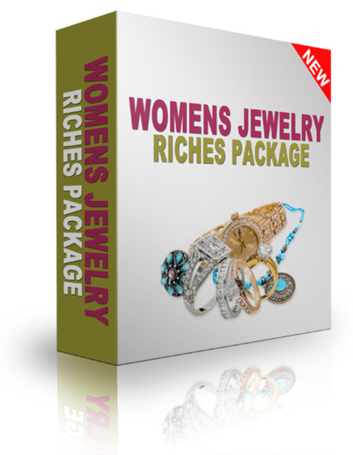 Pay for Women Jewelry Riches Pack