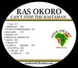 Thumbnail Ras Okoro - Cant Stop The Rastaman