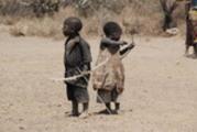 Thumbnail Tanzania Bushmen 4