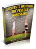 Thumbnail Secrets to Mastering The Perfect Handstand