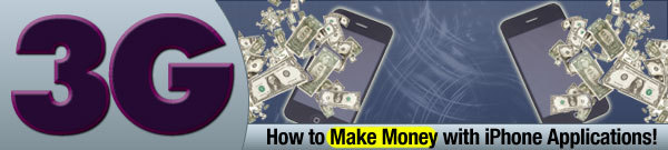 Pay for 3G - I-PHONE Apps + PLR