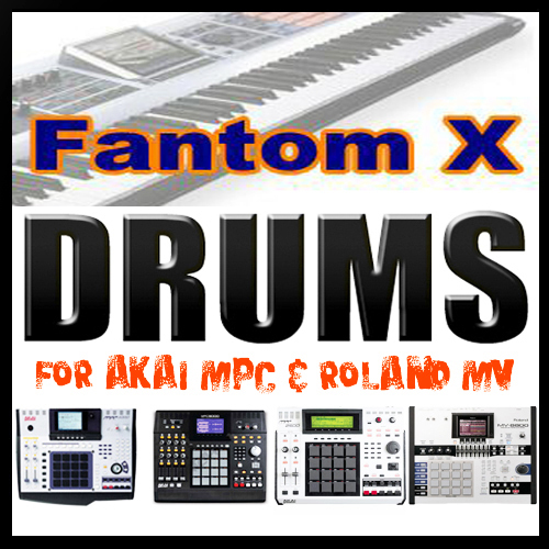 Pay for Roland FantomX Drums Akai MPC STUDIO renaissance Roland MV