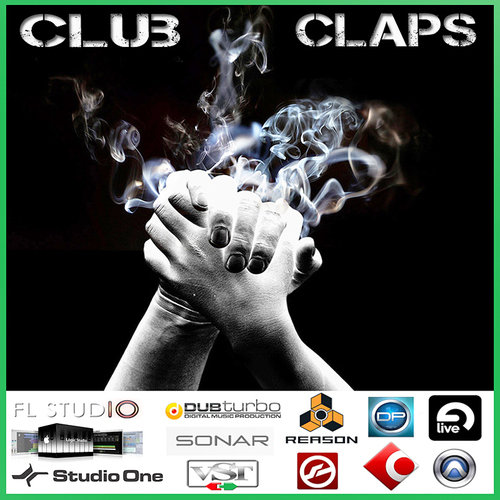 Pay for Club Claps Samples