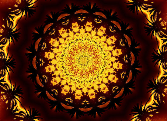 Pay for Mandala Bild 1