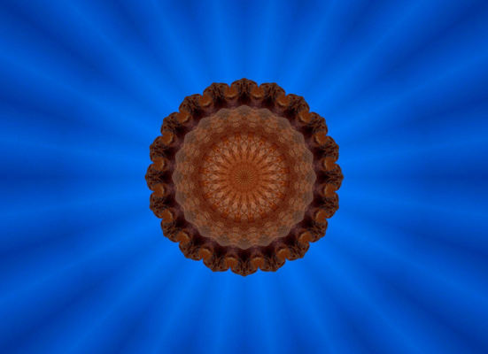Pay for Mandala Bild 9