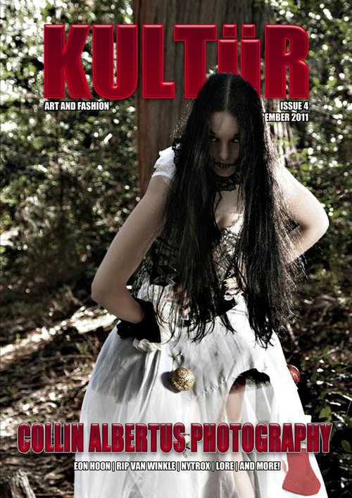 Pay for Kultur Magazine - Issue 4