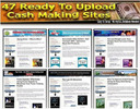 Thumbnail 47 Ready Made Clickbank Websites MRR $1.49