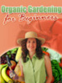 Thumbnail Organic Gardening For Beginners PLR MRR $1.49