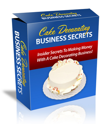 Pay for Start Your Own Cake Decorating Business MRR $1.49