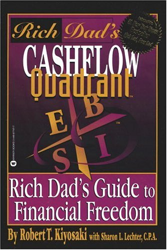 Thumbnail Robert Kiyosaki   Rich Dad s Guide To Financial Freedom   Cashflow Quadrant.pdf
