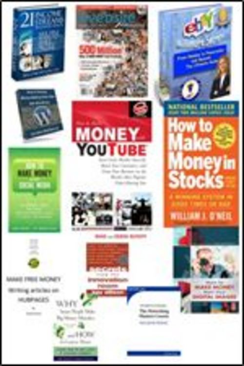 Pay for How To Make Money Ebooks Collection