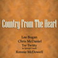 Thumbnail Lee Bogan , Ronnie McDowell  Country From The Heart