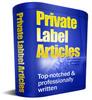 Thumbnail 200 PLR Articles