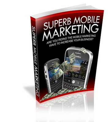 Pay for Superb Mobile Marketing