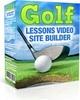 Thumbnail Golf Lesson Video Site Builder
