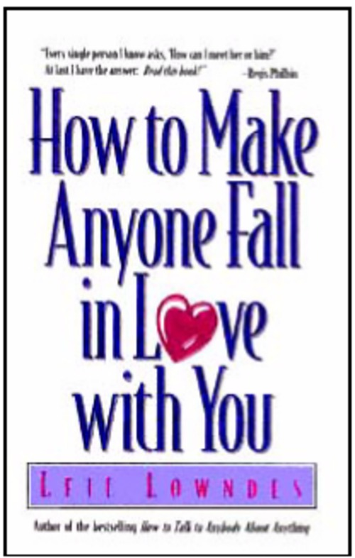 Pay for How to make anyone fall in love with you