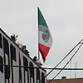 Stock Footage - Mexico Flag