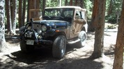 Thumbnail 1974-1976 Jeep CJ5/CJ6/CJ7, Wagoneer, Truck Models Workshop Repair Service Manual