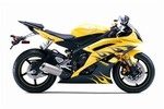Thumbnail 2006 Yamaha YZF-R6V, YZF-R6VC Motorcycle Workshop Repair Service Manual BEST DOWNLOAD