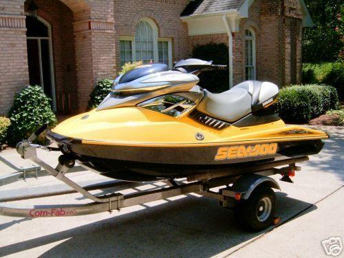 2004 SEADOO WATERCRAFT GTI, GTI LE, GTI RFI, GTI LE RFI, XP DI, GTX 4-TEC,  RXP 4-TEC, 3D-RFI 6157/6158 SERIES WORKSHOP REPAIR & SERVICE MANUAL #❶