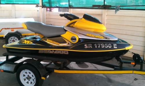 2000 SEADOO WATERCRAFT GS5644, GSX RFI5645, GTX5653, GTX RFI-5648, GTX  RFI-5515, GTI5647, RX5513, RX DI-5646, GTX DI-5649 SERIES WORKSHOP REPAIR &