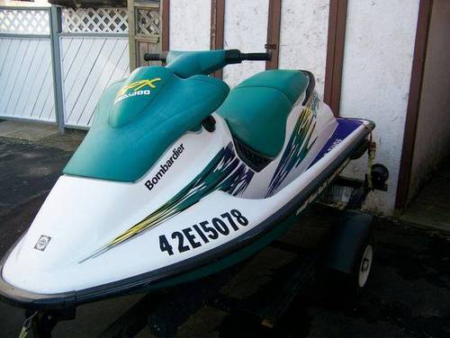 1996 seadoo watercraft sp  spi  spx  gti  gts  hx  xp  gsx  gtx ser 1995 Seadoo GTS 1995 Seadoo GTS