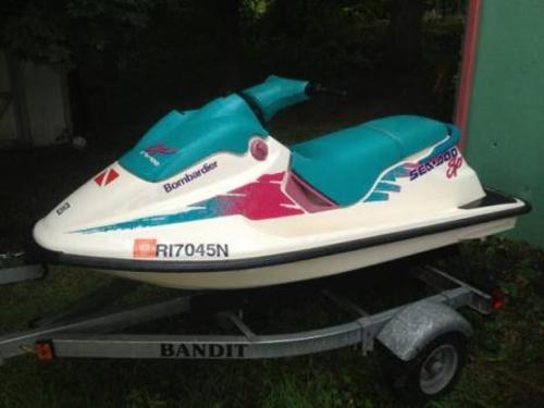 1994 Seadoo Watercraft Sp 5870 Spx 5871 Spi 5872 Xp border=