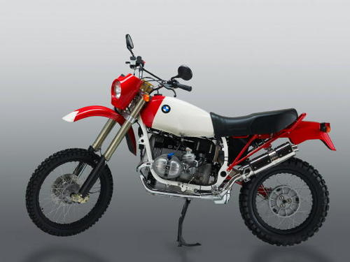Pay for 1987-1996 BMW R80GS, R100R Motorcycle Workshop Repair Service Manual in GERMAN