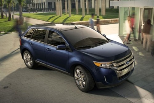 ford edge service manual download