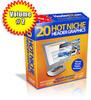 Thumbnail 20 Hot Niche Headers Vol2 MRR.zip
