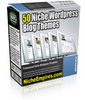 Thumbnail 50 Niche Wordpress Blog Themes MRR.zipx