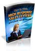 Thumbnail High Response Salesletters MRR.zip