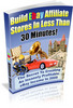 Thumbnail Build Ebay Affiliate Stores In Less Than 30 Minutes - With F