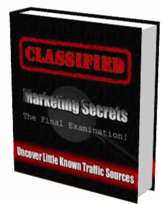 Pay for Classified Marketing Secrets PLR.zip
