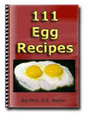 Pay for 111 Egg Recipes.zip