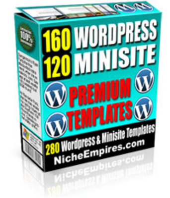 Pay for 280 Premium Wordpress Themes And Website Templates USER.zip