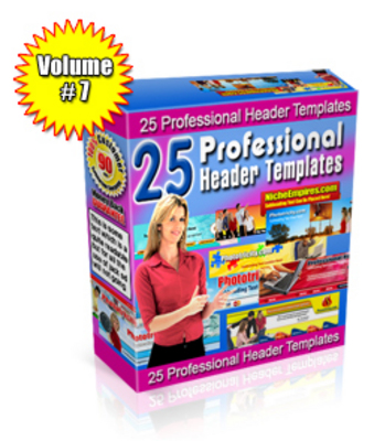 Pay for Pro Header Templates PLR Vol 7.zip